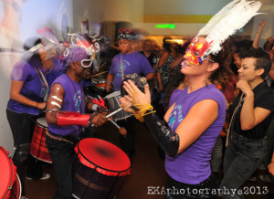 Samba Funk at SKIN